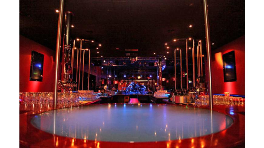 Table-Dance Abend XXL für bis zu 8 Personen