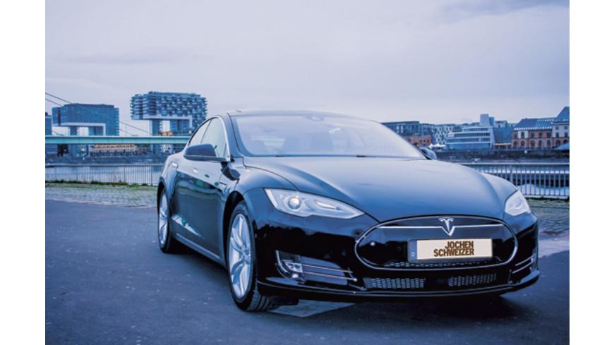 Tesla Model S Tagesmiete