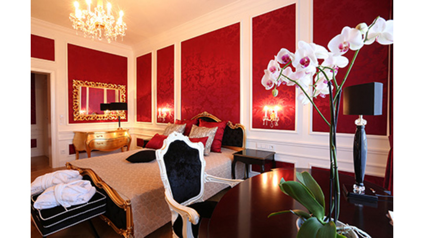 Übernachtung im Schloss Schönbrunn für 2