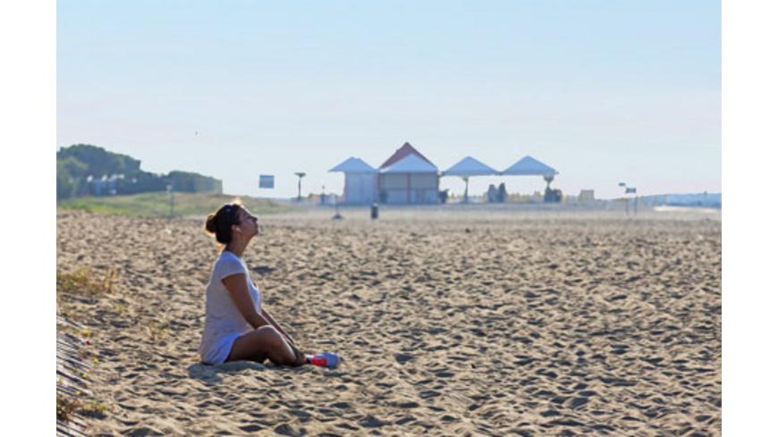 Romantischer Strandurlaub bei Venedig für 2 (4 Tage)