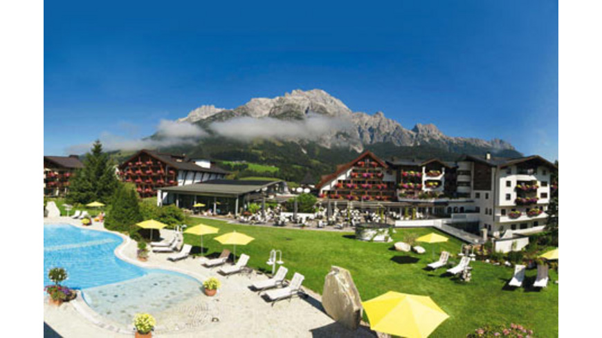 Wellness-Urlaub mit Golftag im Salzburger Land für 2