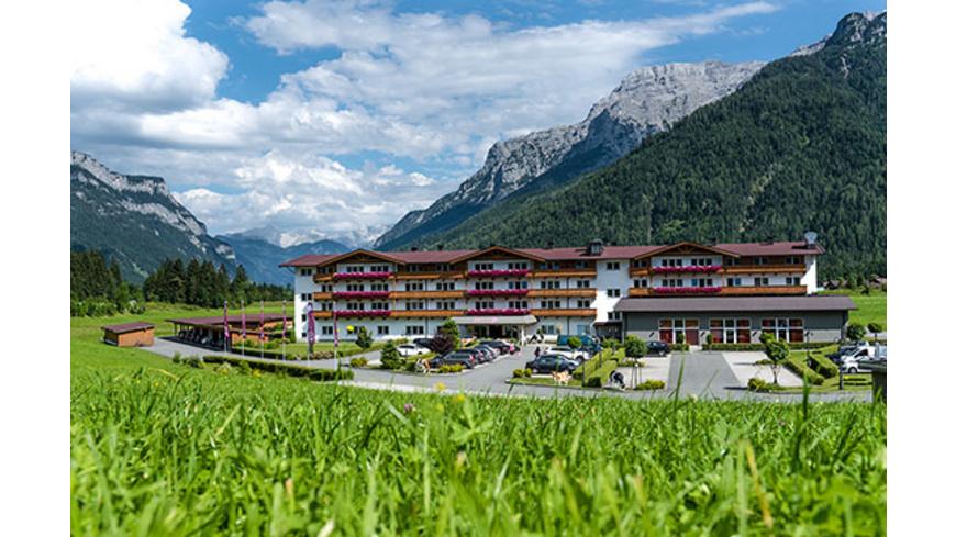 Wellnessurlaub in Tirol für 2