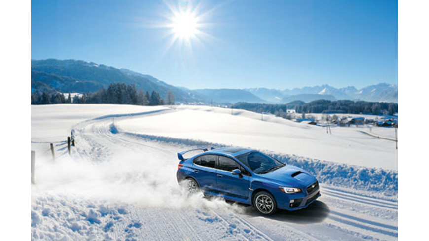 Winter Drift-Training im Ice Park Obertauern