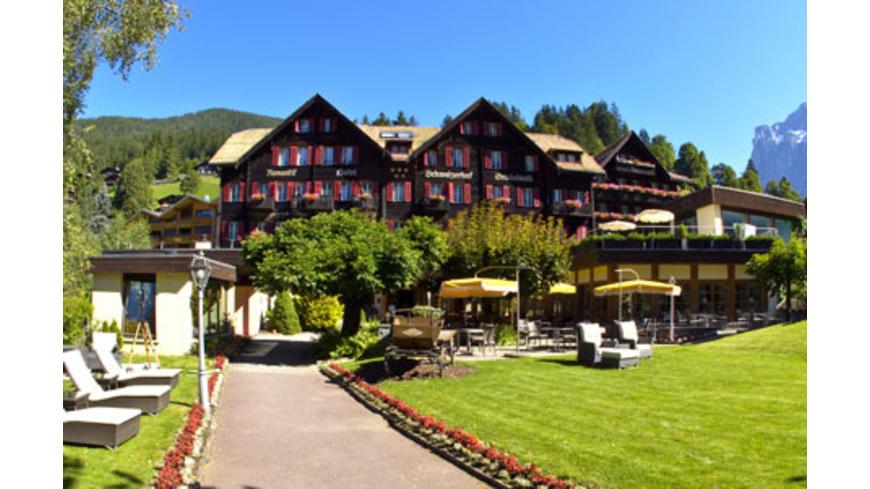 Romantik-Wochenende für 2 in Grindelwald