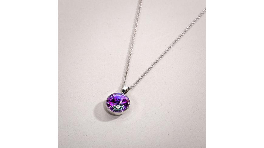 Kette - Brilliant Lilac