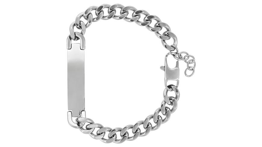 Armband - Silver Nametag