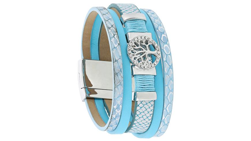 Armband - Blue Karma