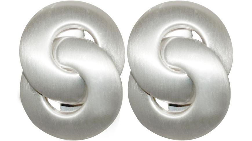 Ohrclips - Silberringe