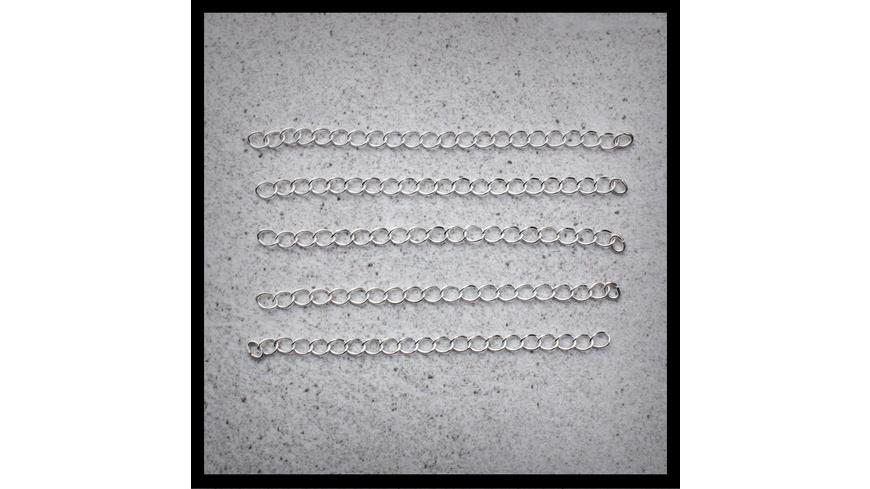Verlängerungskette - Silber