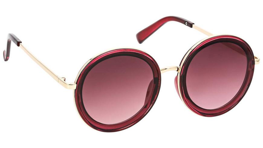 Sonnenbrille - Golden Red