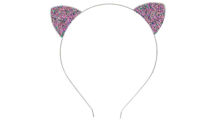 Haarreif - Glitter Ears