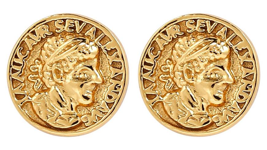 Ohrstecker - Julius Coins