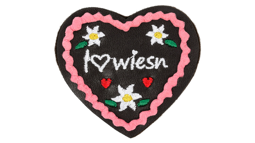 Brosche - I love wiesn