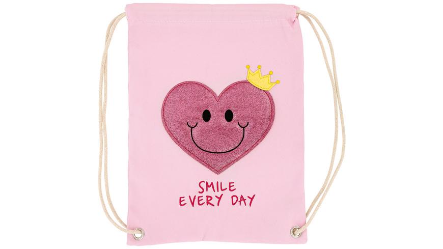 Rucksack - Smiling Heart