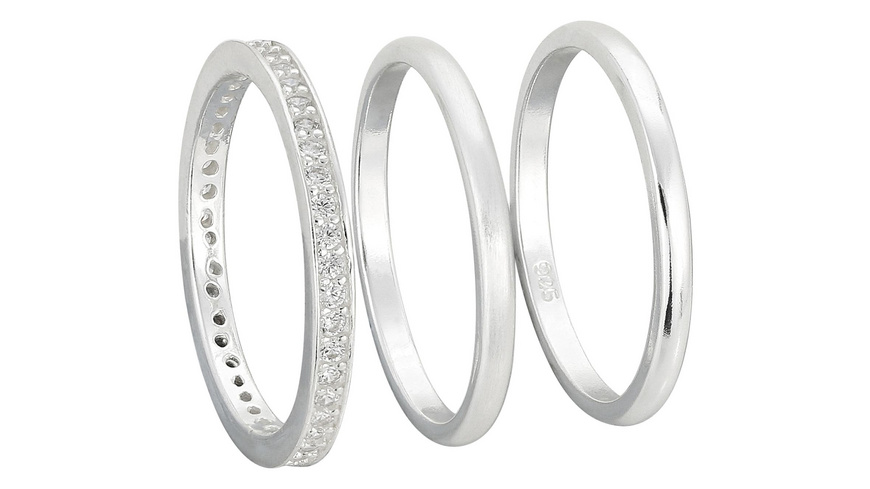 Ring - Set of Silver