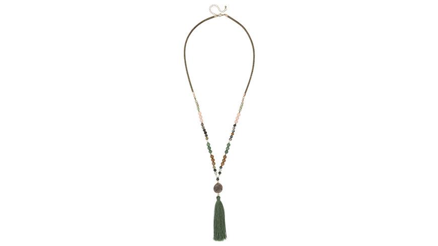 Kette - Glamour Green
