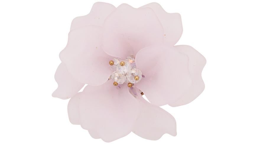 Brosche - Purple Flower