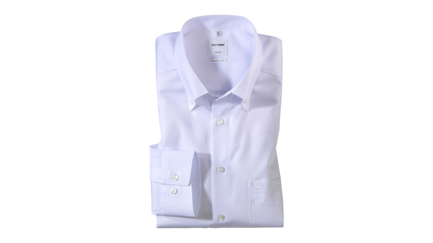 OLYMP Luxor Hemd, comfort fit, Button-down