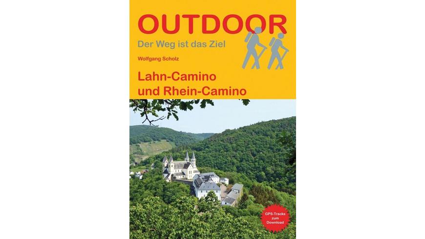 Lahn-Camino und Rhein-Camino