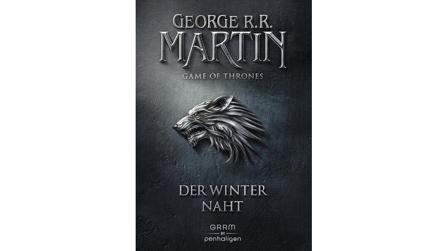 Der Winter naht / Game of Thrones Bd. 1