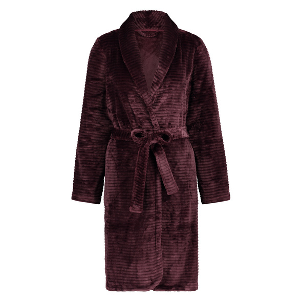 Hunkemöller Kurzer Bademantel Fleece Rip