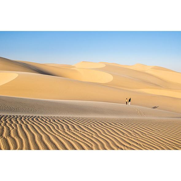 Erlebnisreise durch Namibia für Zwei