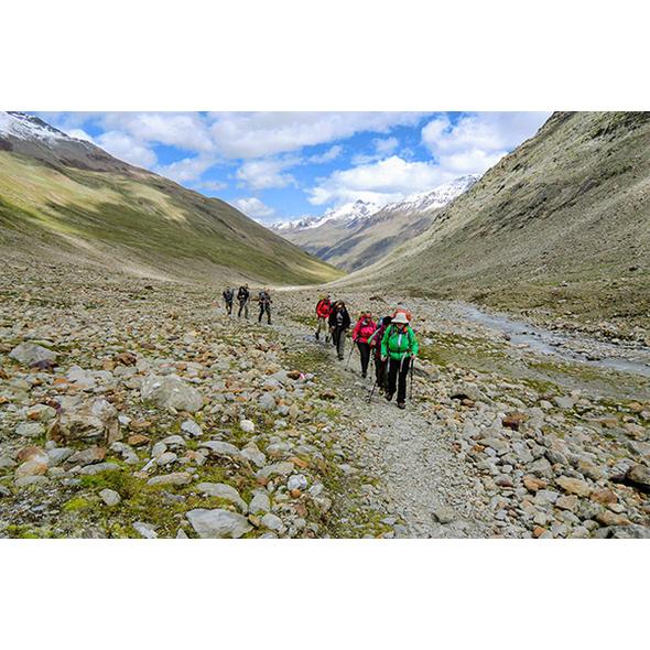 Alpenüberquerung Pfronten nach Meran (9 Tage)