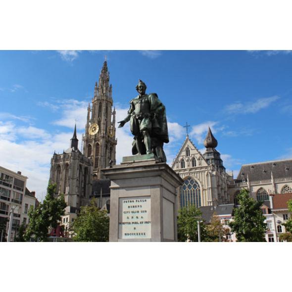Städtetrip Antwerpen mit Sightseeing-Tour für 2 (3 Tage)