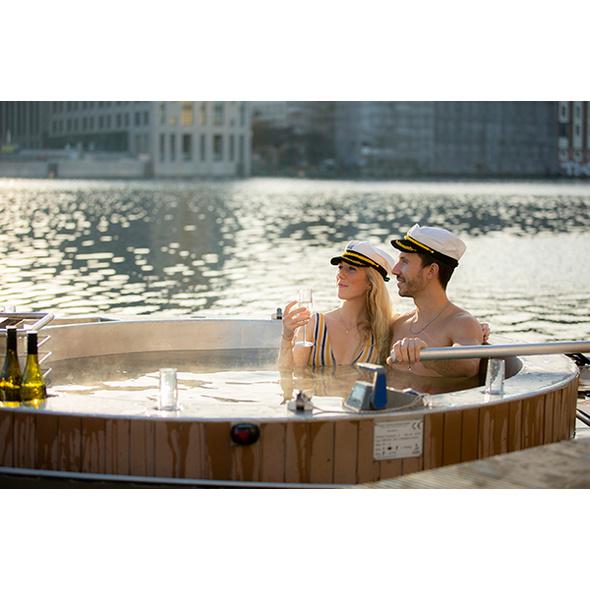 Badedampfer Berlin für bis zu 6 Personen