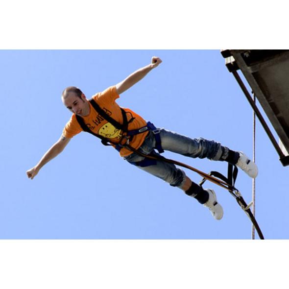 Bungee Jumping Duisburg