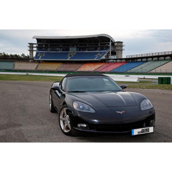 Corvette C6 Cabrio Tagestour bei Karlsruhe