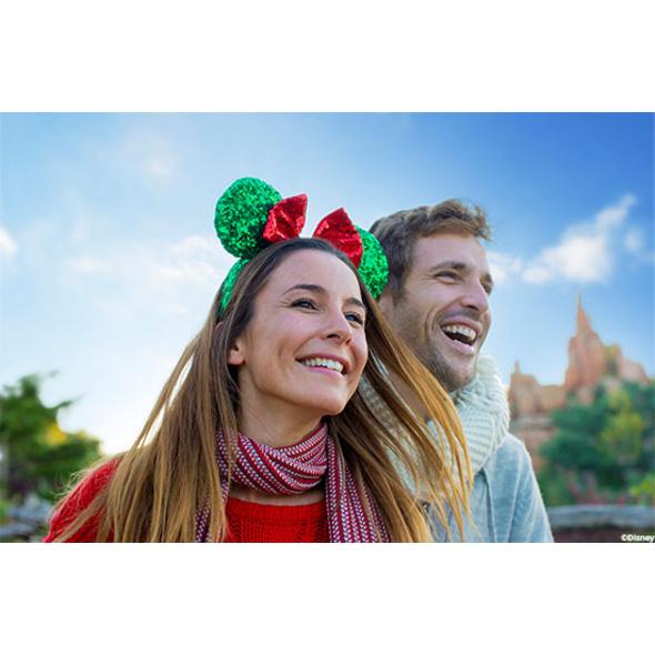 Disneyland® Paris mit Übernachtung für 2 (2 Tage)