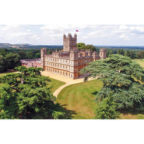 Downton Abbey-Tour bei London