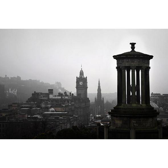 Gruseltour durch Edinburgh
