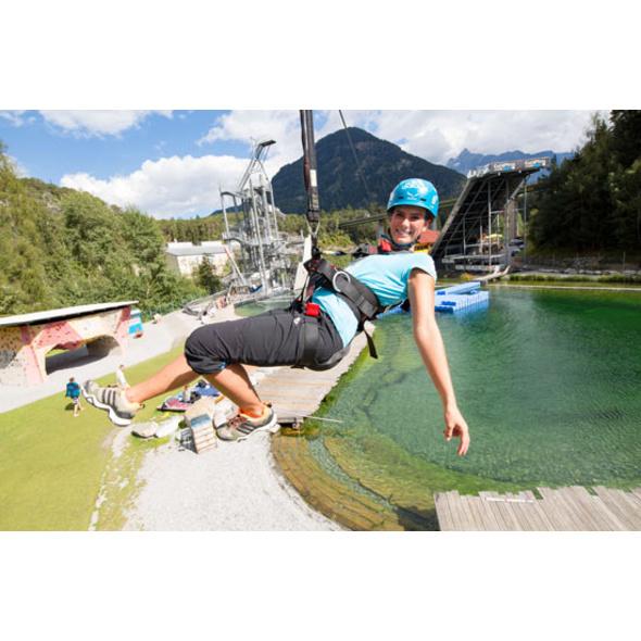 Erlebnis-Triathlon in Tirol