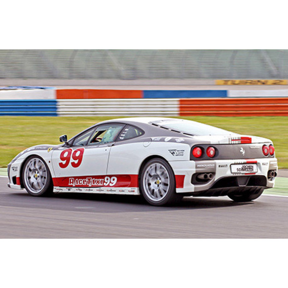 Ferrari F360 Rennstreckentraining am Lausitzring