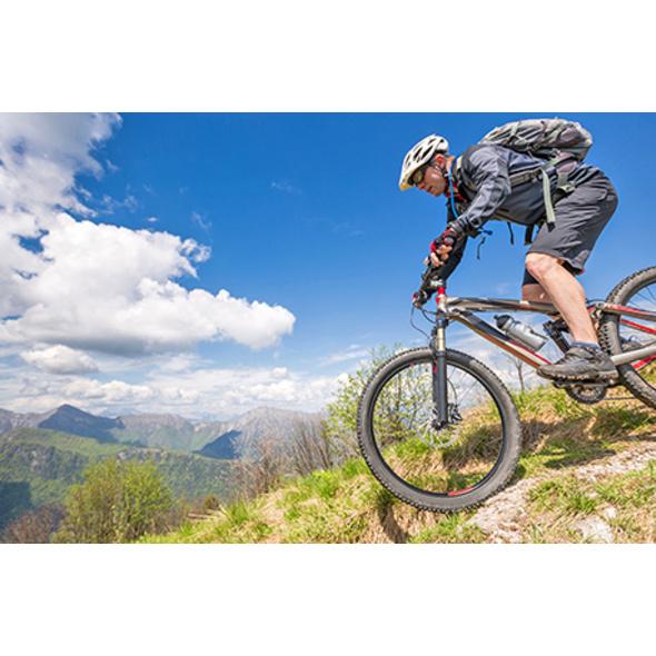 Downhill & Freeride Kurzurlaub in Tirol für 2