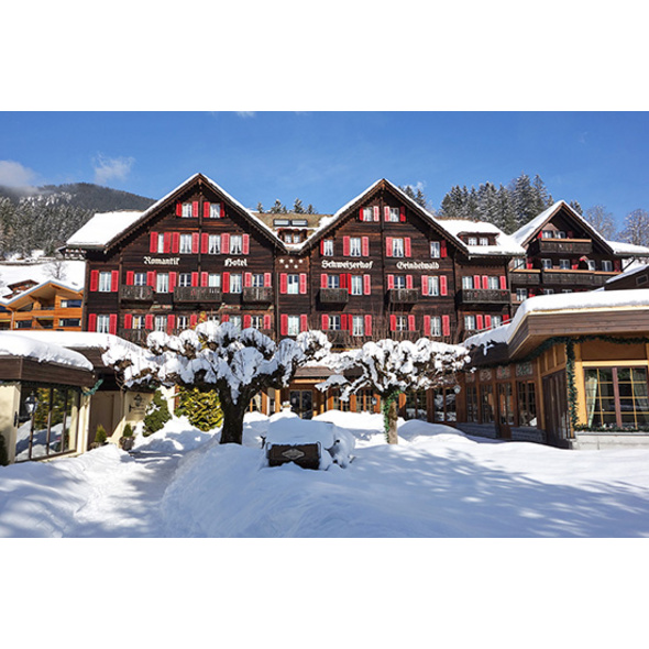 Geniesser-Wochenende für 2 in Grindelwald
