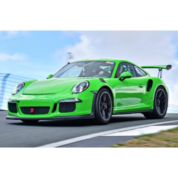 Porsche 911 GT3 RS Rennstrecken-Training