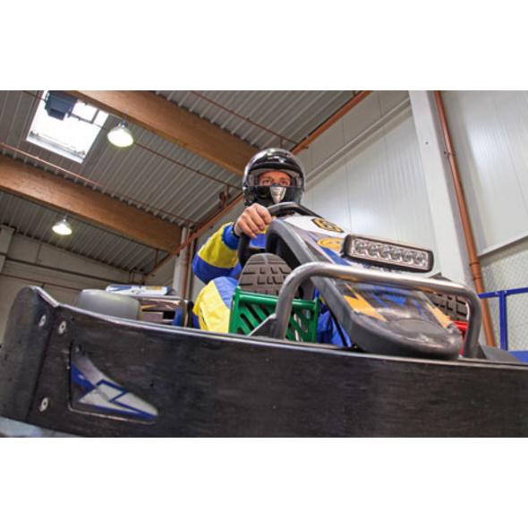 E-Kart Challenge in Wuerzburg für 5