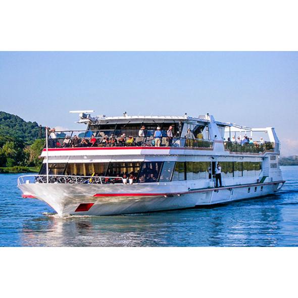 Donau Schifffahrt Passau - Wien für 2