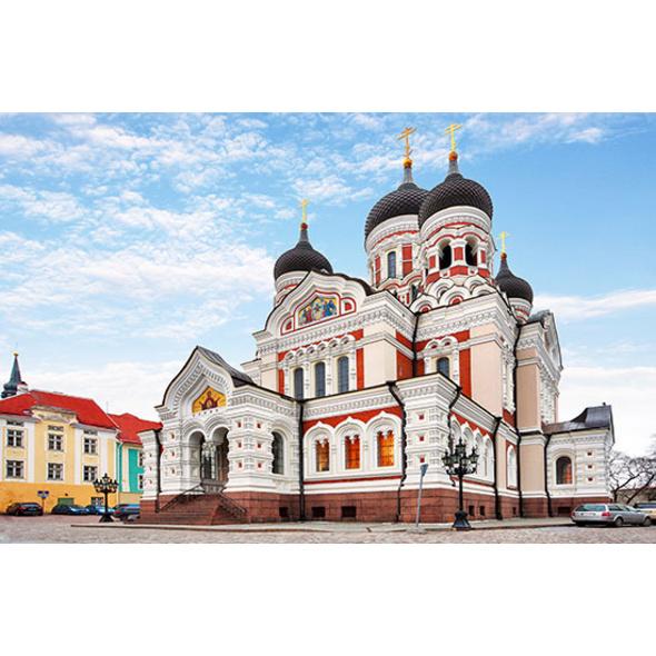 Städtetrip Tallinn mit Altstadt-Sightseeing für 2 (3 Tage)