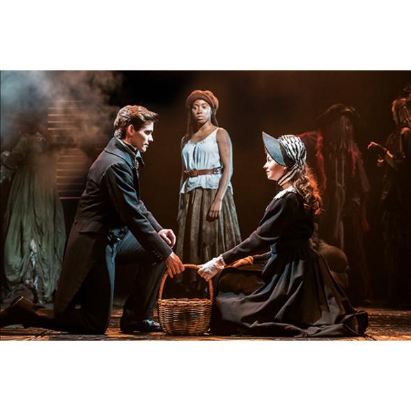 Musicalreise Les Miserables London für 2 (3 Tage)