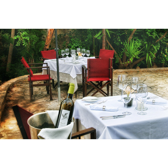Gourmet-Dinner mit Weinbegleitung auf Mallorca