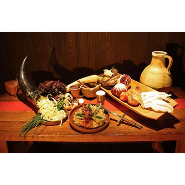 Mittelalter-Krimi & Dinner auf der Burg bei Koblenz