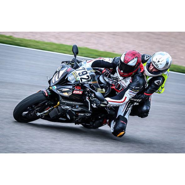 Motorrad Renntaxi