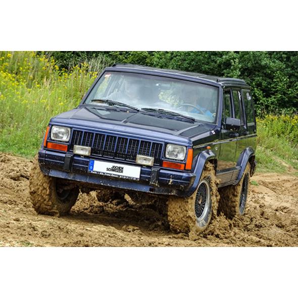 Jeep Offroad fahren Raum Ingolstadt