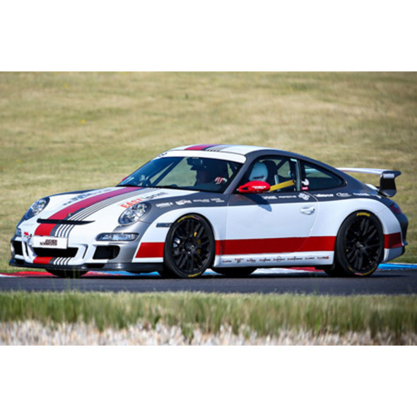 Porsche Renntaxi im 911 GT3