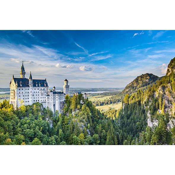 Schloessertour Neuschwanstein & Linderhof (1 Tag)