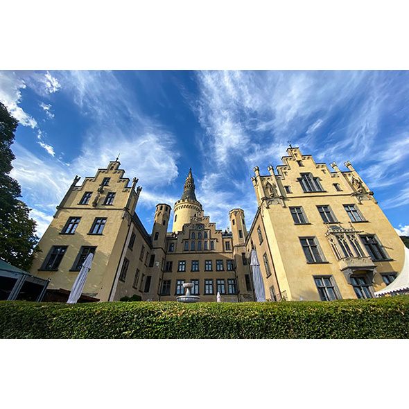 Schlossbesichtigung in Bad Hoenningen